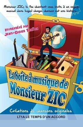 LA BOITE A MUSIQUE DE MONSIEUR ZIC (Aix en Provence)
