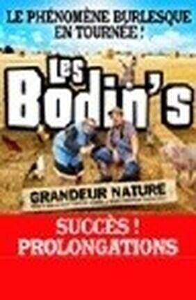 LES BODIN'S GRANDEUR NATURE (Le Zenith)