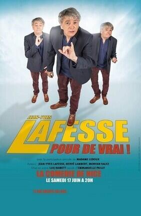 JEAN-YVES LAFESSE DANS LAFESSE POUR DE VRAI ! (Comedie de Nice)