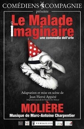 LE MALADE IMAGINAIRE (Theatre Notre Dame)