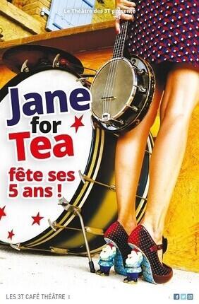 JANE FOR TEA FETE SES 5 ANS