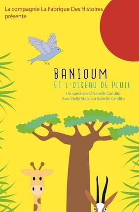 BANIOUM ET L'OISEAU DE PLUIE