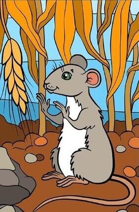 LES AVENTURES DU RAT PATATRA