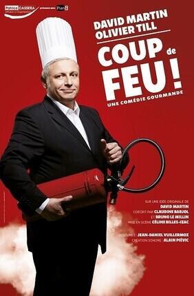 DAVID MARTIN DANS COUP DE FEU !
