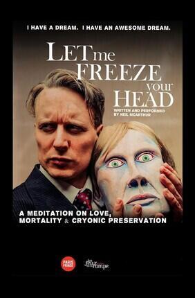 FRINGE - LET ME FREEZE YOUR HEAD