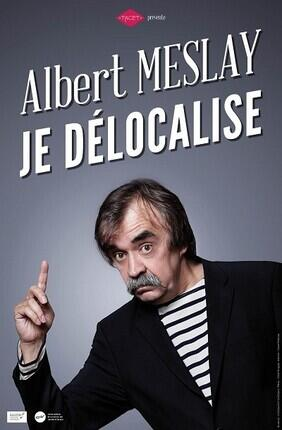ALBERT MESLAY DANS JE DELOCALISE (Theatre du Roseau)