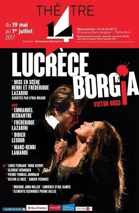 LUCRECE BORGIA DE VICTOR HUGO