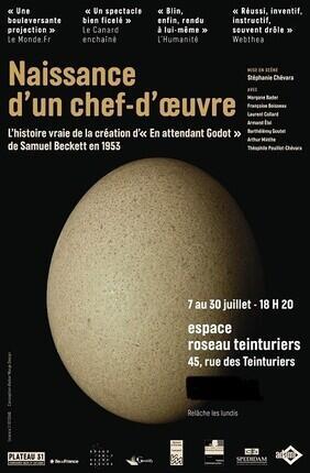 NAISSANCE D'UN CHEF-D'OEUVRE