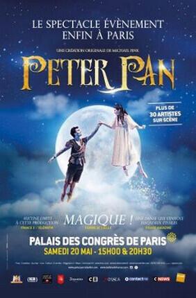 PETER PAN (Palais des Congres de Paris)