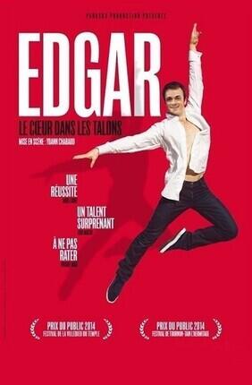 EDGAR DANS LE COEUR DANS LES TALONS (Artebar Theatre)