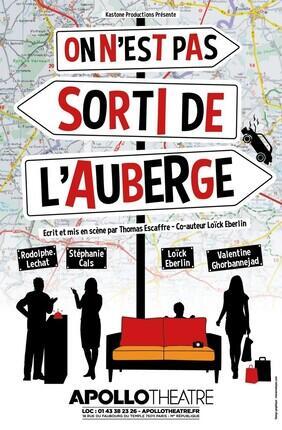 ON N'EST PAS SORTI DE L'AUBERGE