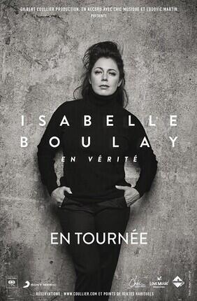 ISABELLE BOULAY - EN VERITE (Enghien)