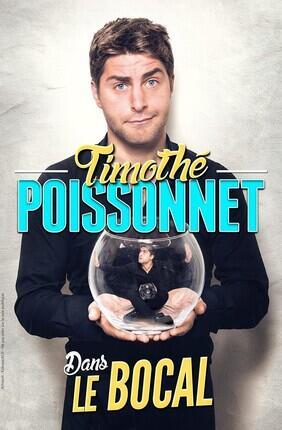TIMOTHE POISSONNET DANS LE BOCAL (Le Citron Bleu)