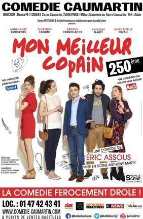 MON MEILLEUR COPAIN D'ERIC ASSOUS (Comedie Caumartin)