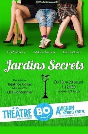 JARDINS SECRETS (Theatre BO Avignon)