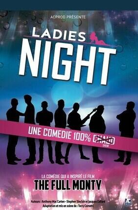 LADIES NIGHT - FESTIVAL ARLES EN RIRE