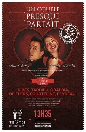 UN COUPLE PRESQUE PARFAIT (Theatre des Corps Saints)