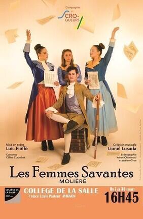 LES FEMMES SAVANTES (College de La Salle)