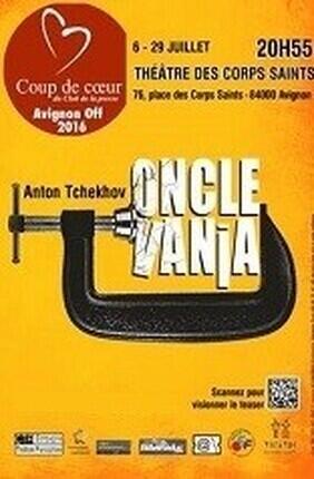ONCLE VANIA (Theatre des Corps Saints)