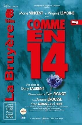 COMME EN 14 AVEC VIRGINIE LEMOINE