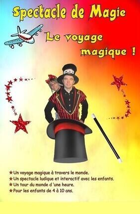 LE VOYAGE MAGIQUE (Ze Artist's)