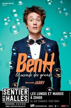 BENH - LE MONDE DES GRANDS