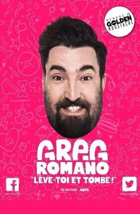 GREG ROMANO DANS LEVE TOI ET TOMBE
