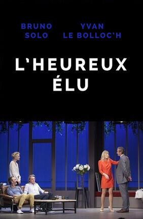 L'HEUREUX ELU AVEC BRUNO SOLO ET YVAN LE BOLLOC'H (Meudon)