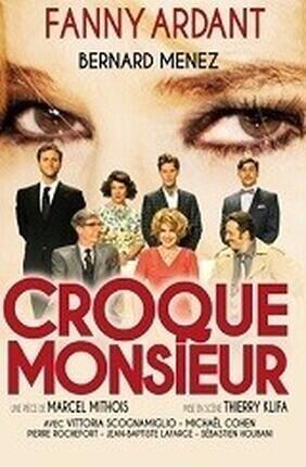 CROQUE-MONSIEUR (Enghien)