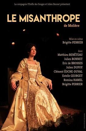 LE MISANTHROPE (Theatre Montmartre Galabru)