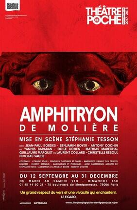 AMPHITRYON (Theatre de Poche Montparnasse)