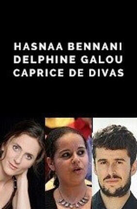 MYRIAM ARBOUZ - ANTHEA PICHANICK : CAPRICES DE DIVAS