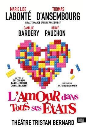 L'AMOUR DANS TOUS SES ETATS (Theatre Tristan Bernard)