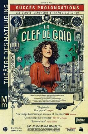 LA CLEF DE GAIA (Théâtre des Mathurins)