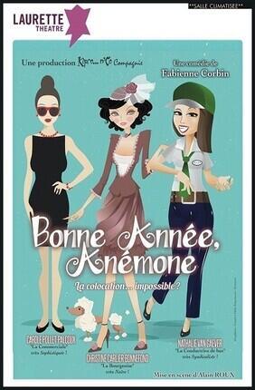 BONNE ANNEE, ANEMONE