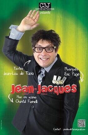 JEAN-LOU DE TAPIA DANS JEAN-JACQUES (Toulon)