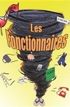 LES FONCTIONNAIRES (Le Cres)