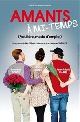 AMANTS A MI-TEMPS (Le Cres)