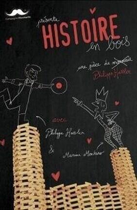 HISTOIRE EN BOIS (Le Cres)
