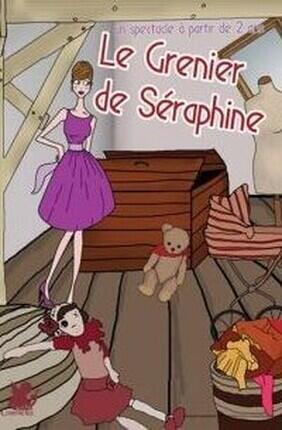 LE GRENIER DE SERAPHINE (Le Cres)