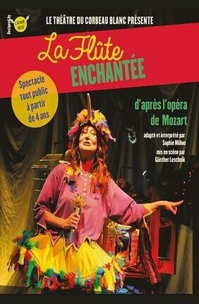 LA FLUTE ENCHANTEE (theatre Essaion)