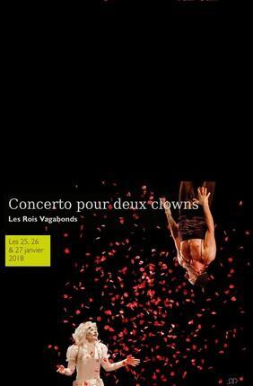 LES ROIS VAGABONDS - CONCERTO POUR DEUX CLOWNS (Théâtre de l'Iris)