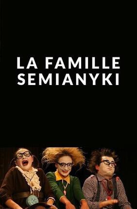 LA FAMILLE SEMIANYKI (Saint Maur des Fosses)
