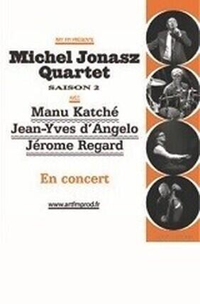 MICHEL JONASZ - QUARTET SAISON 2 (Saint Brieuc)
