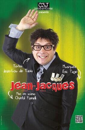 JEAN-LOU DE TAPIA DANS JEAN-JACQUES (Versailles)