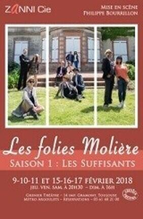 LES FOLIES MOLIERE