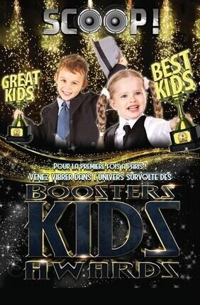 LES BOOSTERS KIDS AWARDS