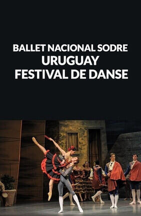 BALLET NACIONAL SODRE - URUGUAY - FESTIVAL DE DANSE (Cannes)