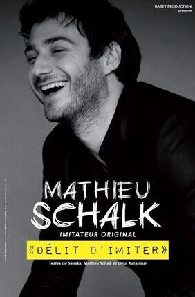 MATHIEU SCHALK DANS DELIT D'IMITER (Versailles)