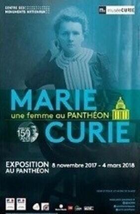 VISITE GUIDEE : MARIE CURIE, UNE FEMME AU PANTHEON AVEC 1VISIT4YOU